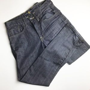 Lucky Brand   Button Fly 121 Heritage Slim Jeans